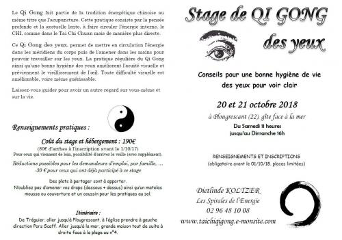 Image stage qi gong des yeux 2018
